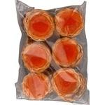 Печиво цукрове з оздобленням Злата Апельсинова Диканське 0,340кг