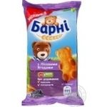 Sponge cake Barni with berries 30g