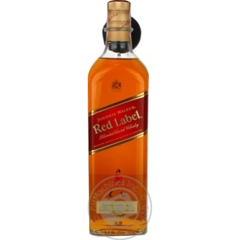 Johnnie Walker Red Lable Old Scotch Wiskey - buy, prices for Novus - image 3