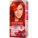Cream-paint Garnier Color sensation for hair