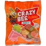 Конфеты желейные Roshen Crazy Bee Gummi Puzzles 100г
