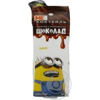 Despicable Me milky with chocolate cocktail 2% 200g - buy, prices for MegaMarket - image 3