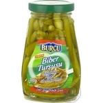 Vegetables pepper Burcu canned 310g