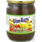 Jam Bim-bom apple-strawberry 635g