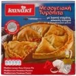 Пирог Kanaki средиземноморский с сыром фета 400г