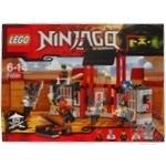Конструктор  Lego Ninjago Побег из тюрьмы Криптариум