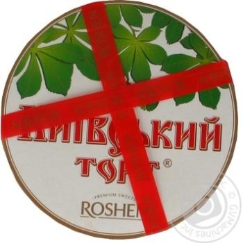 Торт Roshen Киевский 450г