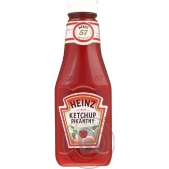 Кетчуп Heinz Пикантный острый 342г