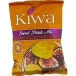 Чипсы Kiwa из сладкого картофеля батат микс 50г