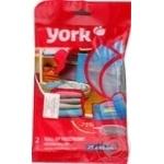 Чохол для зберігання одягу вакуумний Rool-up York 25*45см 2шт 9312