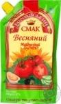 Соус Королiвський смак Весенний майонезный 40% д/п 360г