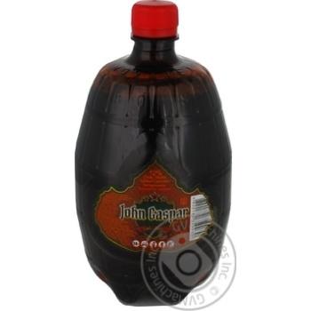 Пиво John Gaspar темне 12% 1л
