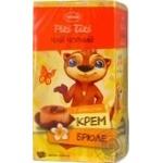 Чай черн Премія Рікі Тікі с аром.крем-брюле 25*1,8г/уп