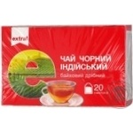 Tea Extra! black packed 20pcs 30g
