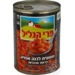 Фасоль Pri HaGalil в томатном соусе кошерная 580г