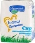 Cottage cheese Garmoniya low-fat 200g