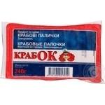 Vici Krabok Frozen Crab Sticks 240g