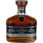 Cognac Bolgrad 40% 500ml glass bottle