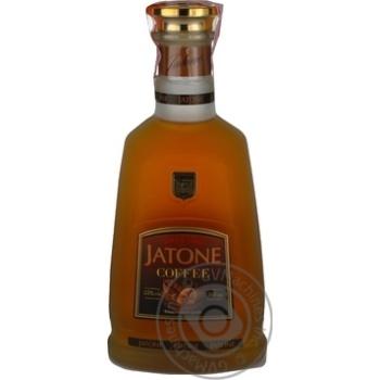 Коньяк Jatone Coffee 35% 0,5л