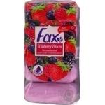 Мыло Fax Лесные ягоды экопак 5*70г/уп