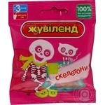 Конфеты желейно-жевательные АВК Жувиленд Сластики Скелетоны 35г