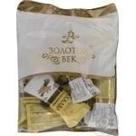 Конфеты Золотой Век халва подсолнечная ванильная 300г