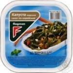 Салат Flagman По-корейски с морской кап и морковк 200г