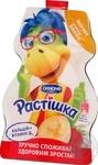 Йогурт Danone Растишка Клубника-Банан 2,8% 70г