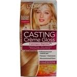 Фарба-догляд для волосся L'Oreal Casting Creme Gloss 8031 Світло-русявий золотисто-попелястий без аміаку