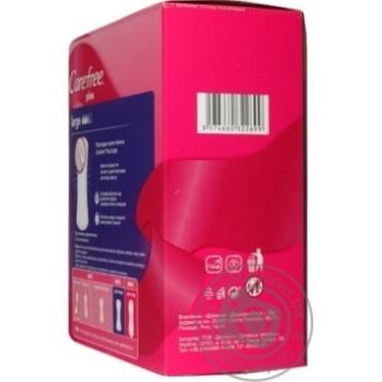 Прокладки жіночі гігієнічні Carefree Plus Large -40%48 ШТ - купити, ціни на Novus - фото 3