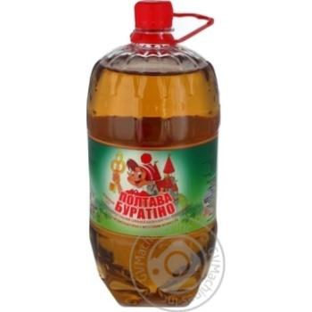 Напиток сильногазированный Полтавпиво Буратино 1,5л - купить, цены на МегаМаркет - фото 3