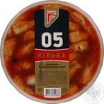 Flagman in tomato sauce sprat 300g