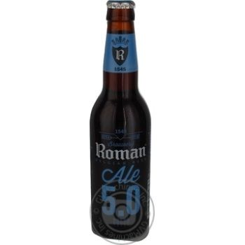 Roman Semi-dark beer 0,33l