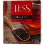 Tess Sunrise black tea 100pcs*1.8g