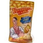 Арахис Козацька слава в хрустящей оболочке жареный соленый со вкусом сыра 55г