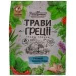 Приправа Трави Греції з часником та лимонною травою Приправка 10 г