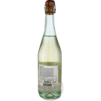Вино игристое Valmarone Lambrusco белое полусладкое 12% 0,75л - купить, цены на Метро - фото 4