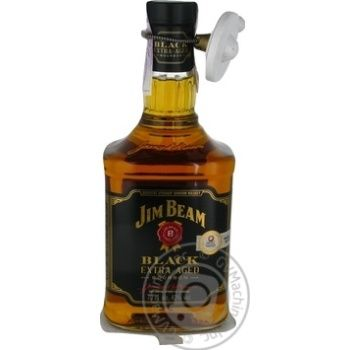 Виски-бурбон Jim Beam Black Extra-Aged 43% 0,7л