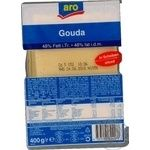 Aro Gouda cheese 400g