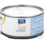 Aro in oil fish tuna 185g