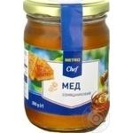 Мед METRO Chef подсолнечный 350г