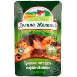 Mushrooms Dolina jelaniy canned 200g