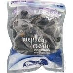 Seafood mussles frozen 1000g