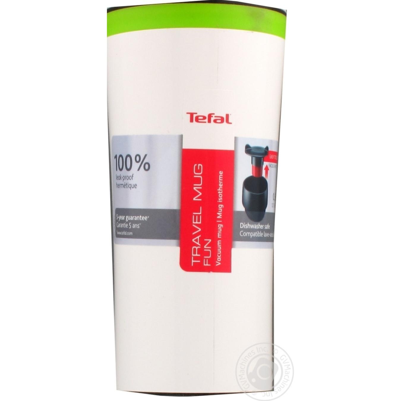 Tefal Travel Food 360ml Kitchenware → Household Mug T3lFJKcu1