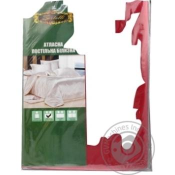 Комплект постельного белья матовый атлас 2,0 - купить, цены на МегаМаркет - фото 2