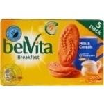 Печенье Belvita с мультизлакамы 225г