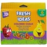 Cool for school fresh ideas Chalk Colored 6pcs