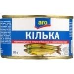 Кілька Aro чорноморська в томатному соусі 230г
