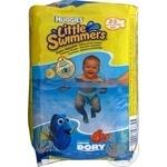 Diaper Huggies for swimming