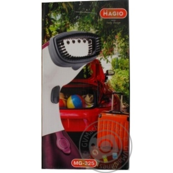 H1-ВІДПАРЮВАЧ MAGIO МG-325 - купити, ціни на Ашан - фото 1